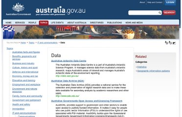 http://australia.gov.au/topics/it-and-communications/data
