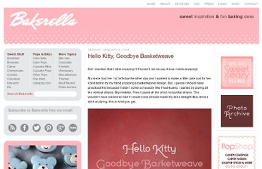 http://www.bakerella.com/hello-kitty-goodbye-basketweave/