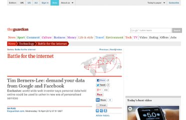 http://www.guardian.co.uk/technology/2012/apr/18/tim-berners-lee-google-facebook
