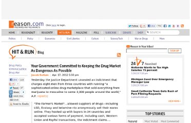 http://reason.com/blog/2012/04/17/your-government-keeping-the-drug-market