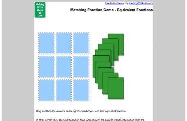 http://www.helpingwithmath.com/resources/games/fraction_game3/matching.html