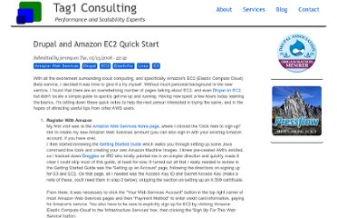 http://tag1consulting.com/Drupal_and_Amazon_EC2_Quick_Start