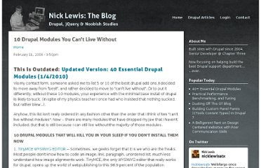 http://www.nicklewis.org/node/766