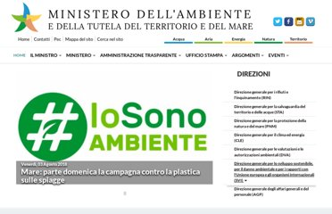 http://www.minambiente.it/home_it/index.html?m=/menu/menu_ministero/home.html&lang=it