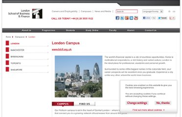 http://www.lsbf.org.uk/campuses/london.html