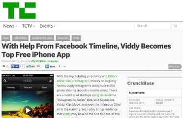 http://techcrunch.com/2012/04/18/viddy-tops-app-store/