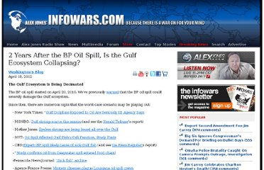 http://www.infowars.com/2-years-after-the-bp-oil-spill-is-the-gulf-ecosystem-collapsing/