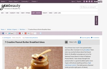 http://www.youbeauty.com/nutrition/galleries/peanut-butter-breakfasts