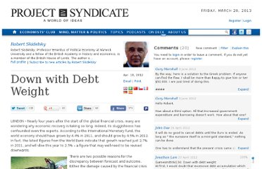 http://www.project-syndicate.org/commentary/down-with-debt-weight