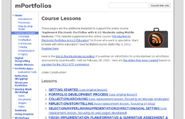 https://sites.google.com/site/mportfolios/course-lessons