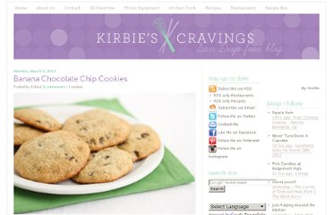 http://kirbiecravings.com/2012/03/banana-chocolate-chip-cookies.html