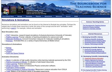 http://www.csun.edu/science/software/simulations/simulations.html