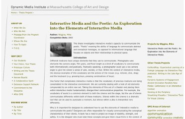http://dynamicmediainstitute.org/thesis/interactive-media-and-poetic-an-exploration-elements-interactive-media