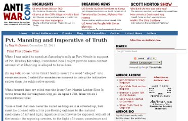 http://original.antiwar.com/mcgovern/2011/12/21/pvt-manning-and-imperative-of-truth/