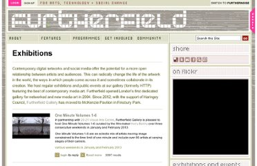 http://www.furtherfield.org/programmes/exhibitions