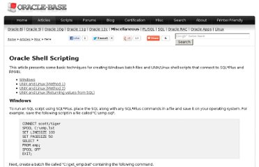 http://www.oracle-base.com/articles/misc/oracle-shell-scripting.php