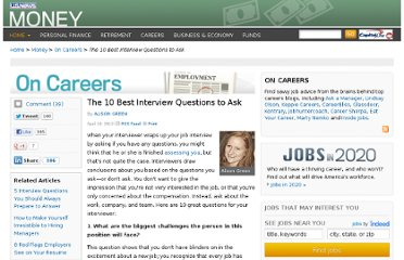 http://money.usnews.com/money/blogs/outside-voices-careers/2012/04/18/the-10-best-interview-questions-to-ask