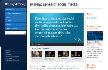 http://www.mckinsey.com/Features/Social_Media