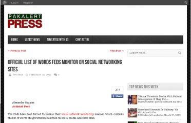 http://www.pakalertpress.com/2012/02/29/official-list-of-words-feds-monitor-on-social-networking-sites/