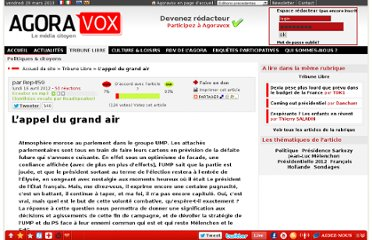 http://www.agoravox.fr/tribune-libre/article/l-appel-du-grand-air-114746