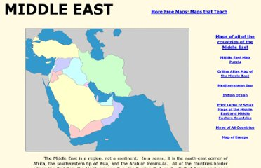 http://www.yourchildlearns.com/middle_east_map.htm