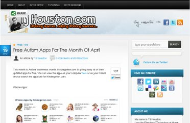 http://tjhouston.com/2012/04/free-autism-apps-for-the-month-of-april/
