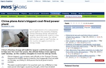 http://phys.org/news/2011-12-china-asia-biggest-coal-fired-power.html