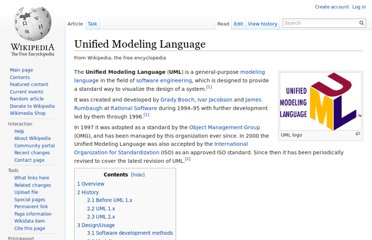 http://en.wikipedia.org/wiki/Unified_Modeling_Language