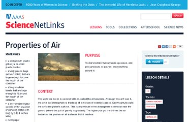 http://sciencenetlinks.com/lessons/properties-of-air/