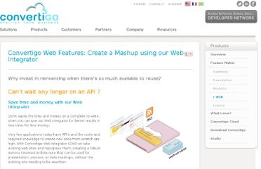 http://www.convertigo.com/en/overview/features/web.html