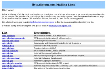 http://lists.digium.com/mailman/listinfo/