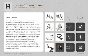 http://www.robertheim-design.de/bike.html