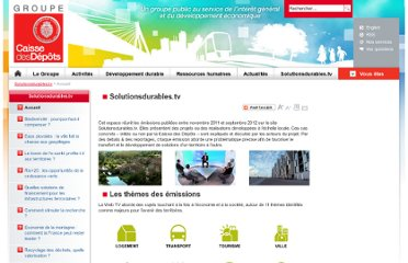 http://www.solutionsdurables.tv/categories/11398-entreprise?gclid=CI683dm6xK8CFUkMtAodSysVZQ