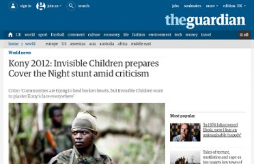 http://www.guardian.co.uk/world/2012/apr/20/kony-2012-cover-night-campaign