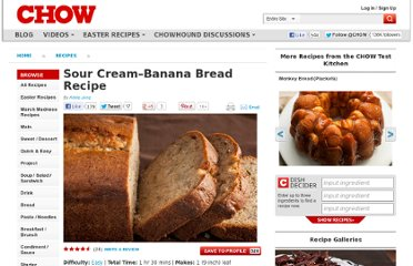 http://www.chow.com/recipes/11387-sour-creambanana-bread