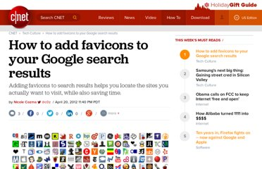 http://howto.cnet.com/8301-11310_39-57418259-285/how-to-add-favicons-to-your-google-search-results/