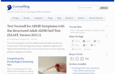 http://counsellingresource.com/lib/quizzes/adhd-testing/adhd-test/