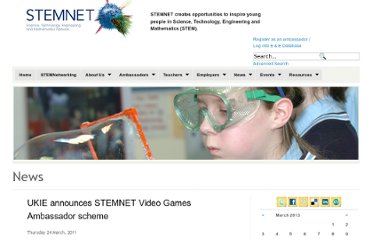 http://www.stemnet.org.uk/news/view/1232186