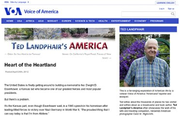 http://blogs.voanews.com/tedlandphairsamerica/2012/04/20/heart-of-the-heartland/