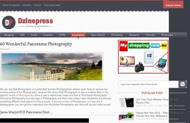 http://www.dzinepress.com/2012/04/40-wonderful-panorama-photography/