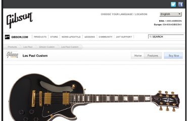 http://www2.gibson.com/Products/Electric-Guitars/Les-Paul/Gibson-Custom/Les-Paul-Custom/Features.aspx