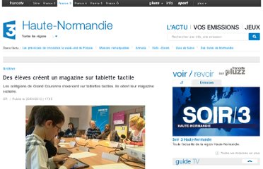 http://haute-normandie.france3.fr/info/des-eleves-creent-un-magazine-sur-tablette-tactile-73531361.html