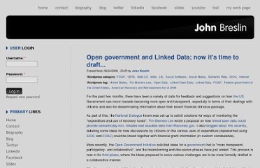 http://www.johnbreslin.com/blog/2009/06/24/open-government-and-linked-data-now-its-time-to-draft/