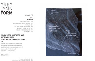 http://glform.com/books/composites-surfaces-and-software-2011