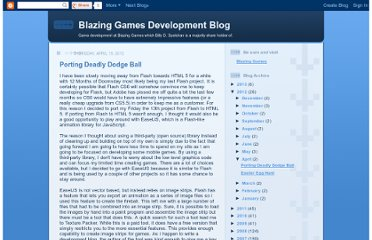 http://blazinggames.blogspot.com/2012/04/porting-deadly-dodge-ball.html