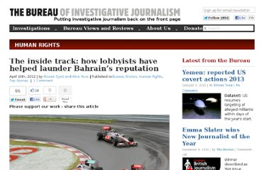 http://www.thebureauinvestigates.com/2012/04/20/the-inside-track-how-lobbyists-have-helped-launder-bahrains-reputation/
