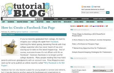 http://tutorialblog.org/how-to-create-a-facebook-fan-page/