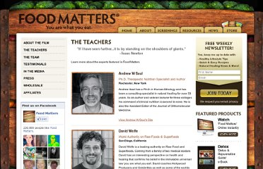 http://www.foodmatters.tv/content/the-teachers