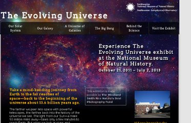 http://www.mnh.si.edu/exhibits/evolving-universe/