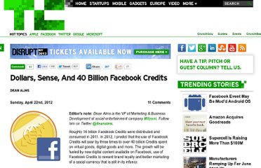 http://techcrunch.com/2012/04/22/40-billion-facebook-credits/